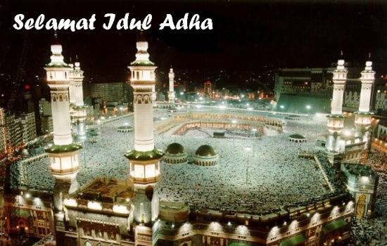 Menyambut Hari Raya Idul Adha 1430 H