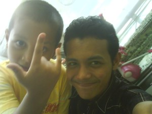 Me and Keponakanku, Radja Bahrul Hikam