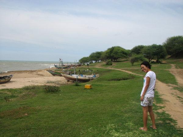 Johaneskris in Pantai Sowan
