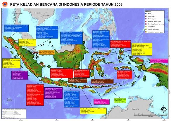 indonesia_bencana_terpilih_2008_BNPB