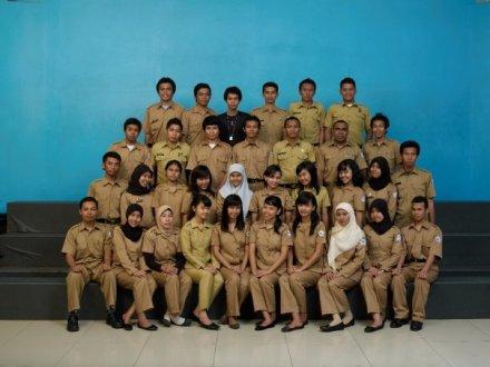 Family of F Class STKS Bandung 2008