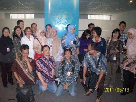 Bersama Peserta Forum Pengenalan HRF by UN OCHA