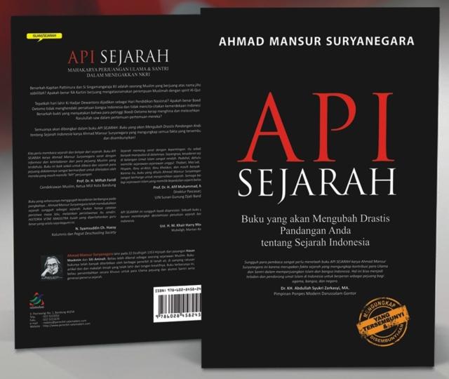 Cover Api Sejarah I