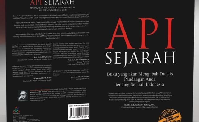 Resume Buku Api Sejarah I Karya Ahmad Mansur Suryanegara