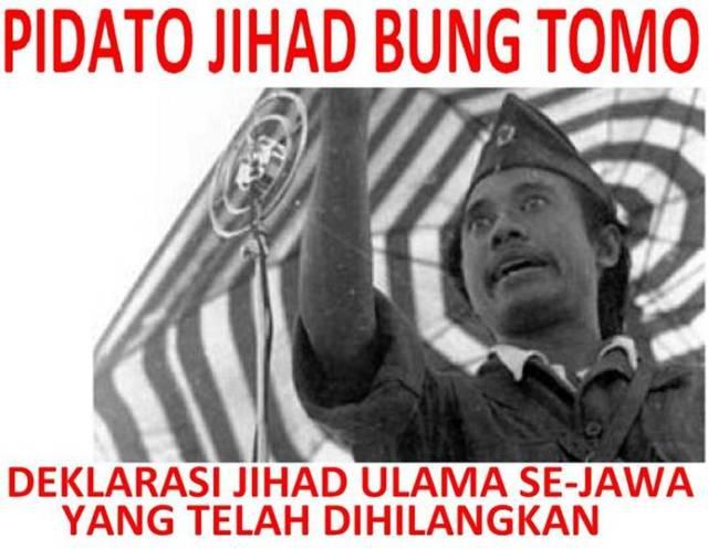 Bung Tomo Jihad