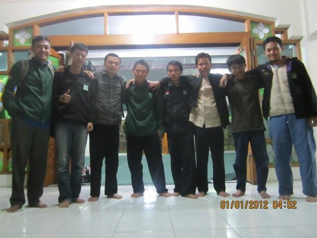Peserta Mabit KAMMI @Al Ihsan STKS Bandung