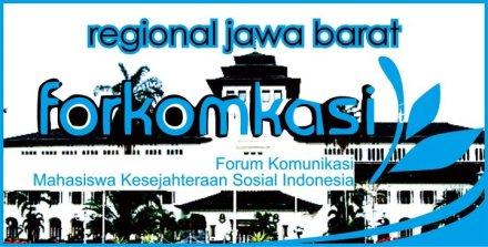Spanduk PR Jabar FORKOMKASI 2012