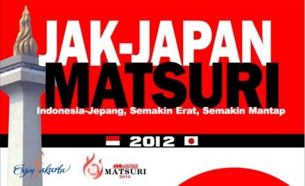 Poster Jak Japan Matsuri 2012