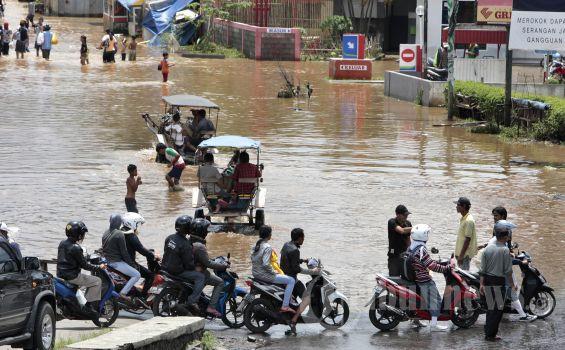 Laporan Hasil Rapid Need Assessment Korban Bencana Banjir Bandung Selatan Pada November 2012