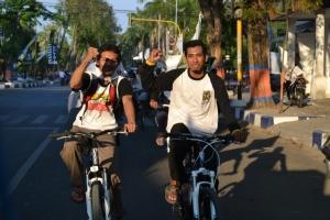 Joe bersama Kader Militan PKS