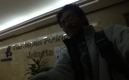 Joe di The Japan Foundation 03 Des 2012