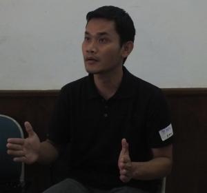 Kang Erwin berbicara Mengenai Social Entrepreneurship