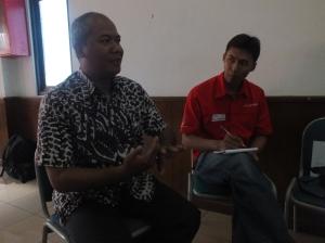 Kang Lendra berbicara mengenai Praktik CSR