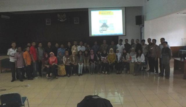 Peserta Musda IPSPI Jabar 15 Des 2012