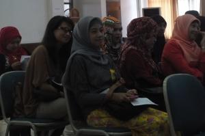 Peserta MUSDA IPSPI Jabar 2012