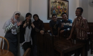 Team 5 members plus Ibhen