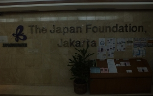 The Japan Foundation and Leaflet Promotion