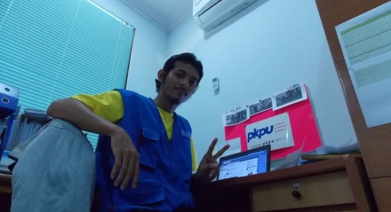 Joe di Kantor DRM PDG PKPU_Jan 2013