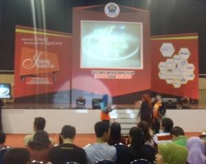 01 Panggung Pentas IBF Jakarta 2013