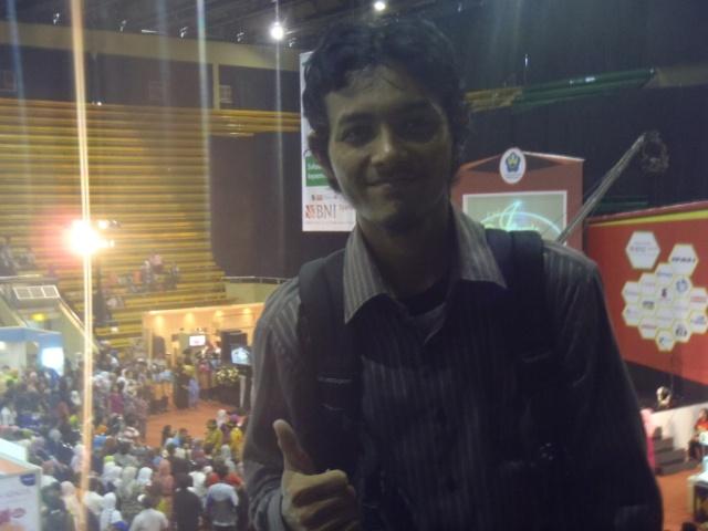 09 Joe optimis meski muka dan tambut berantakan_Generasi Muslim Negarawan