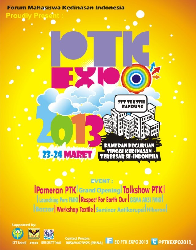 PTK Expo 2013 @STT Tekstil