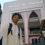 Joe at Al Hikmah 2012