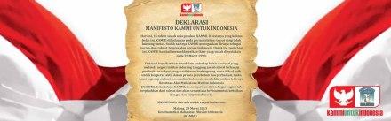 Manifesto KAMMI untuk Indonesia 2013