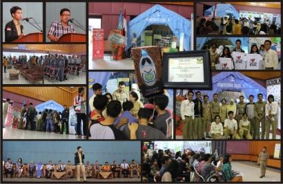 Rendiansyah Putra Dinata di PTK Expo 2013