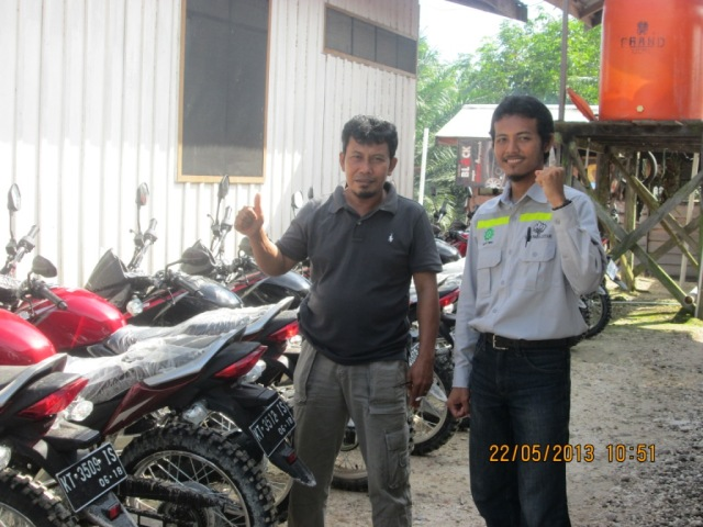 Joe and Pak Hafid Comvest