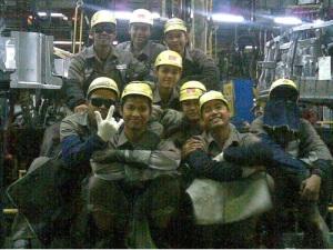 UBL Team 2008