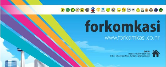 FORKOMKASI Header Blog 2013