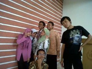 Panitia Muda Musda IPSPI Jabar 2009