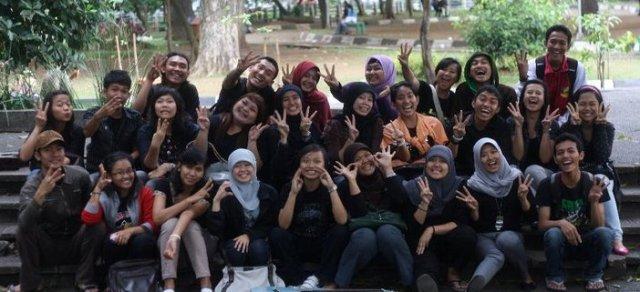 Tri C Members Smile Happily - Copy