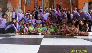 Studi Ekskursi di Bali