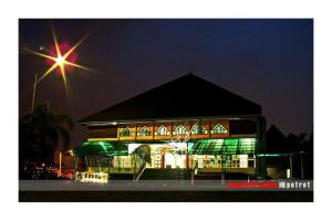 Masjid Al Ihsan STKS Bandung, basis dakwah di kampus Dago 367 Bandung