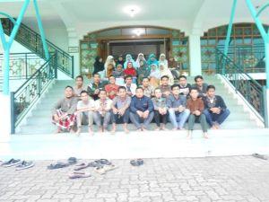 Pengurus LDK KMM STKS Bandung dari angkatan 2009 sampai dengan 2012