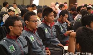 Kader KAMMI STKS Bandung di Jakarta