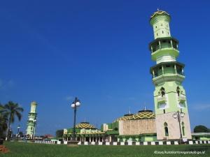 Masjid Agung Sulaiman