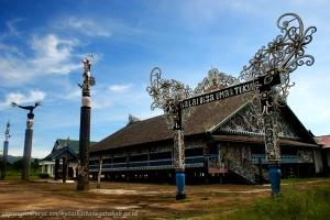 Lamin Adat Umaq Tukung Kecamatan Tabang