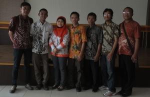 Foto bersama di event kegiatan-kegiatan terakhir bersama PeDe Corp