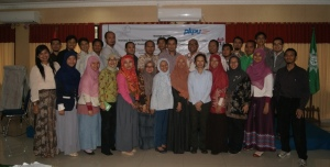 Workshop QoL yang diikuti menjelang terakhir kalinya di Barisan DRM PKPU Pusat, di Gedung Muhammadiyah Jakarta