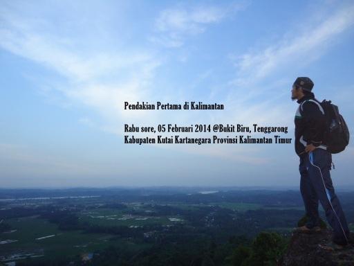 Pendakian Perdana Muhammad Joe Sekigawa di Tanah Borneo