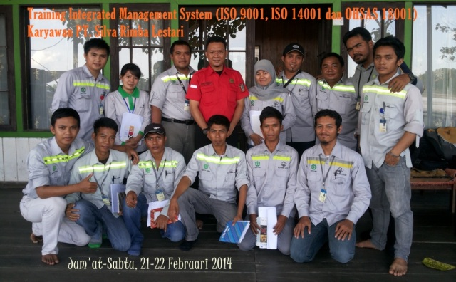 Peserta Training IMS Basic 1.0 Batch 2
