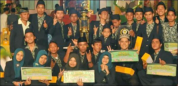 Sang Juara Umum, Kafilah dari Kecamatan Tenggarong