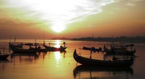 Wisata Pantai Boom di Kota Tuban-Jawa Timur