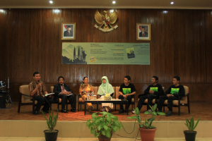Sesi Talk Show Intenational Social Work