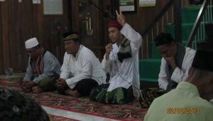 Safari Ramadhan 1434 H di Desa Kembang Janggut pd 02082013