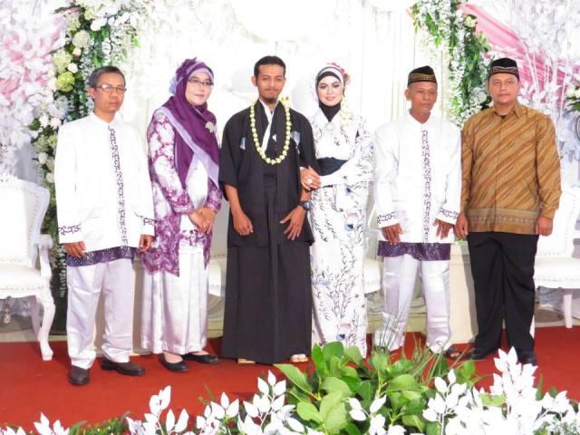 Foto bersama keluarga Bancar-Bandung