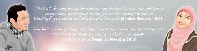 02 Story Taaruf-Walimah Joko-Iis