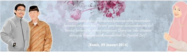 03 Story Taaruf-Walimah Joko-Iis